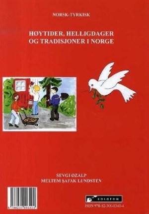 Høytider, helligdager og tradisjoner i Norge = Norvec'te milli günler, kutsal günler ve gelenekler