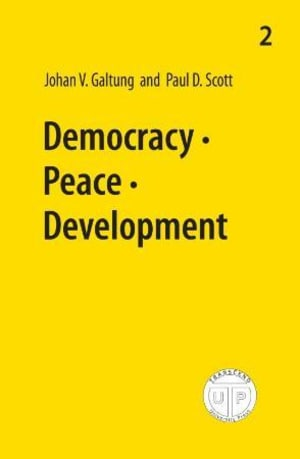 Democracy, peace, development
