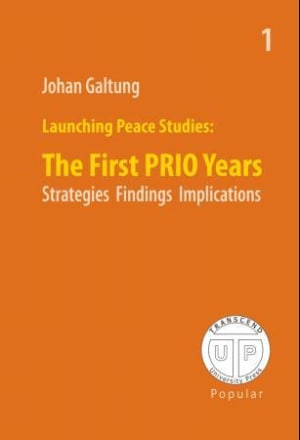 Launching peace studies