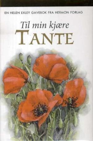 Til min kjære tante