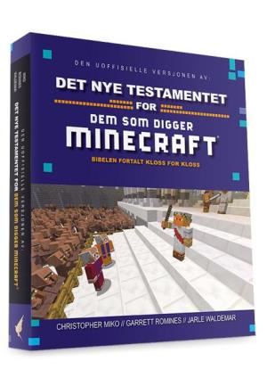 Det nye testamentet for dem som digger Minecraft