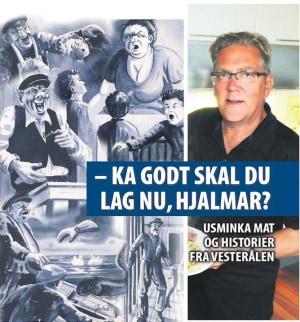 Ka godt skal du lag no Hjalmar