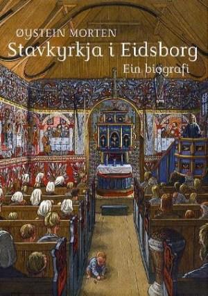 Stavkyrkja i Eidsborg