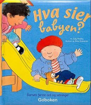 Hva sier babyen?
