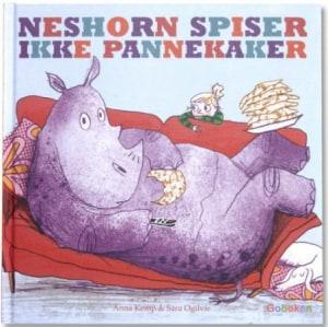 Neshorn spiser ikke pannekaker