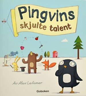 Pingvins skjulte talent