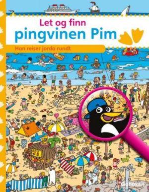Let og finn pingvinen Pim