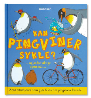 Kan pingviner sykle?