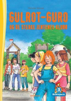 Gulrot-Guro og de sterke jentenes klubb