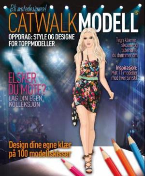 Catwalkmodell. Bli motedesigner! Oppdrag: style og designe for toppmodeller