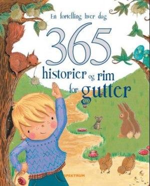 365 historier og rim for gutter