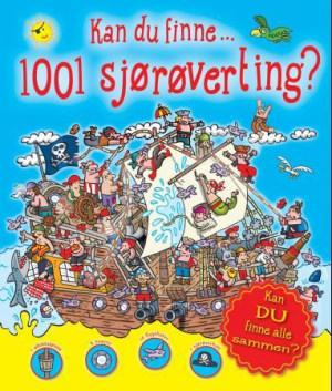 Kan du finne 1001 sjørøverting?