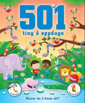 501 ting å oppdage