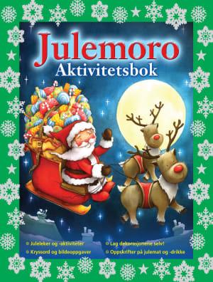 Julemoro. Aktivitetsbok