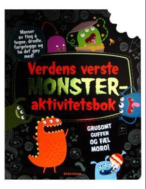 Verdens verste monsteraktivitetsbok