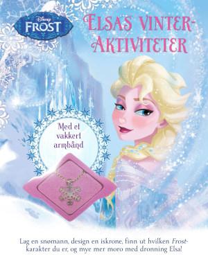 Frost. Elsas vinteraktiviteter. Med et vakkert armbånd