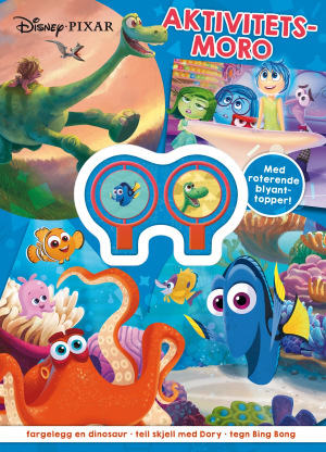 Aktivitetsmoro. Disney-Pixar