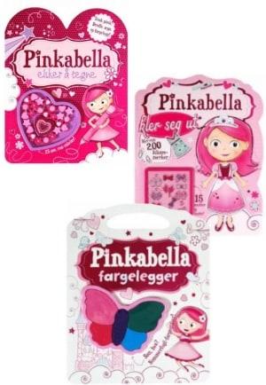 Pinkabella aktivitetspakke