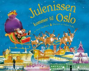Julenissen kommer til Oslo