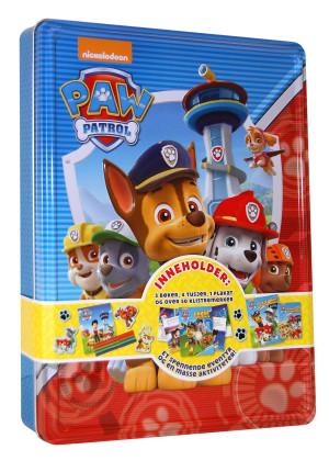 Paw Patrol. Tinnboks. Nickelodeon