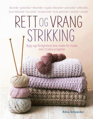 Rett og vrang strikking