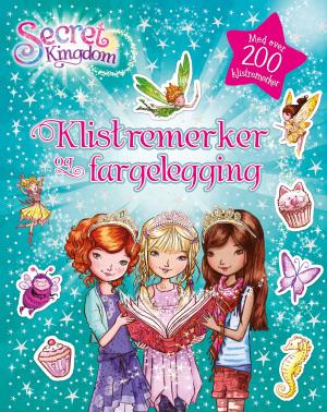 Secret Kingdom. Aktivitetsbok med klistremerker