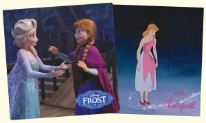 Askepott ; Frost