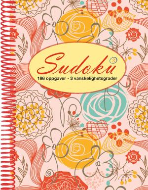 Sudoku 3. 198 oppgaver - 3 vanskelighetsgrader