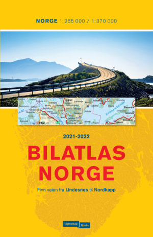 Bilatlas Norge 2017-2018