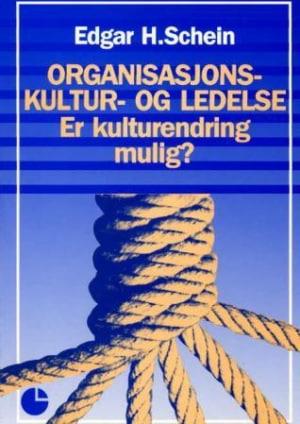 Organisasjonskultur og ledelse