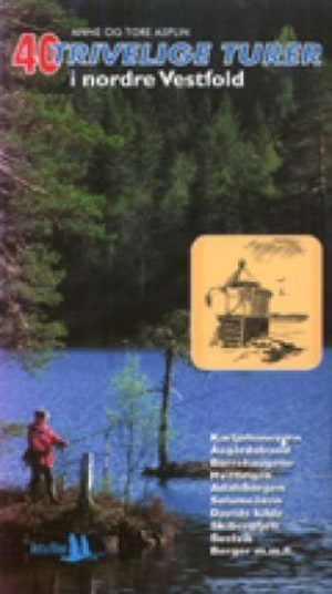 40 trivelige turer i nordre Vestfold