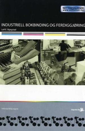 Industriell bokbinding og ferdiggjøring