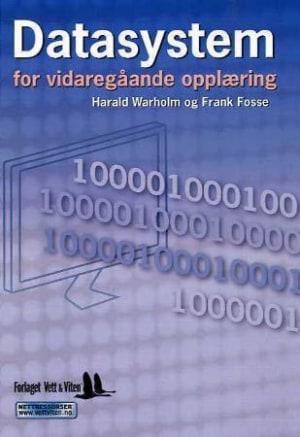 Datasystem for vidaregåande opplæring