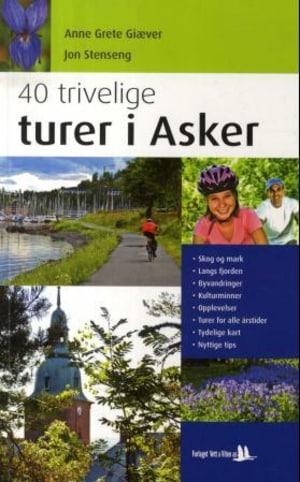 40 trivelige turer i Asker