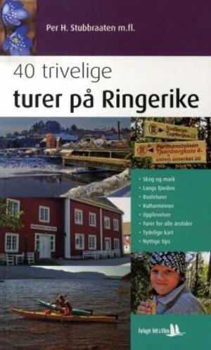 40 trivelige turer på Ringerike