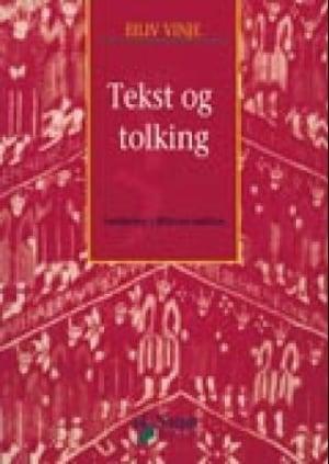 Tekst og tolking