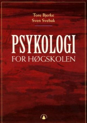Psykologi for høgskolen
