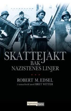 Skattejakt bak nazistenes linjer