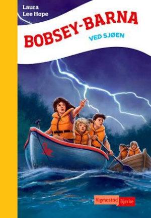 Bobsey-barna ved sjøen