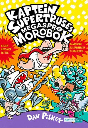 Kaptein Supertruses megasprø morobok