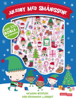 Julegøy med smånissene. Morsomme aktiviteter, boble-klistremerker og julepynt!