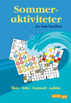 Sommeraktiviteter for hele familien. Quiz - lotto - kryssord - sudoku