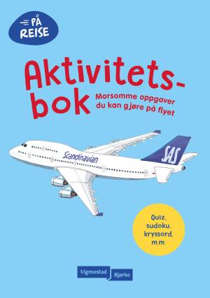 På reise: Aktivitetsbok. Morsomme oppgaver du kan gjøre på flyet