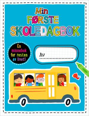 Min første skoledagbok