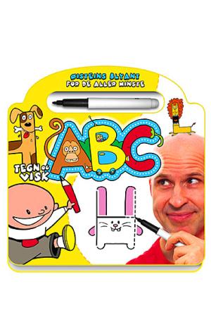 Tegn og visk ABC. Øisteins blyant for de aller minste