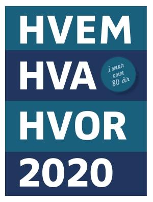 Hvem hva hvor 2020