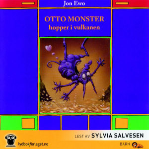 Otto monster hopper i vulkanen