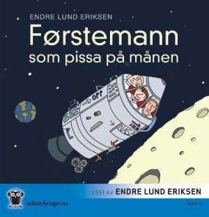Førstemann som pissa på månen