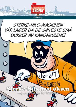 Sterke-Nils med øksen