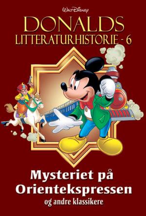 Mysteriet på Orientekspressen og andre klassikere